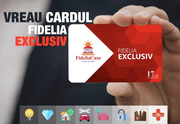 Fidelia Club Card