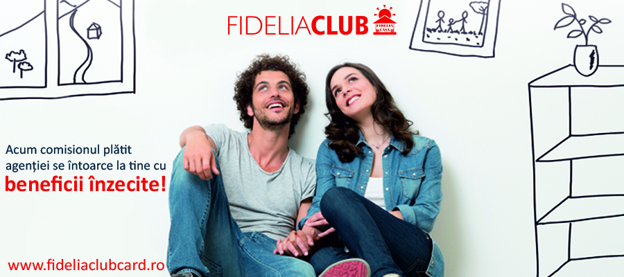 Fidelia Club Card