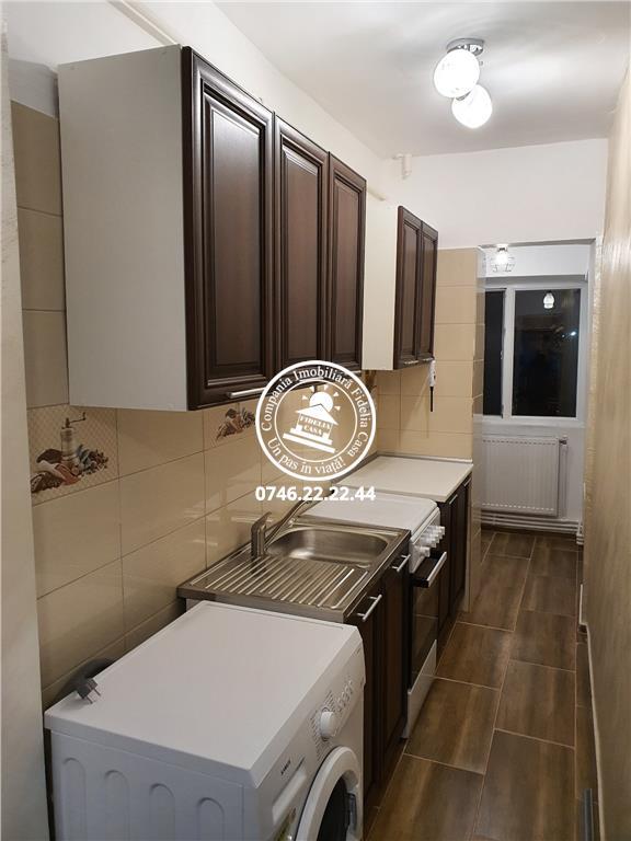 Apartament 1 camera  de vanzare Iasi Tomesti,