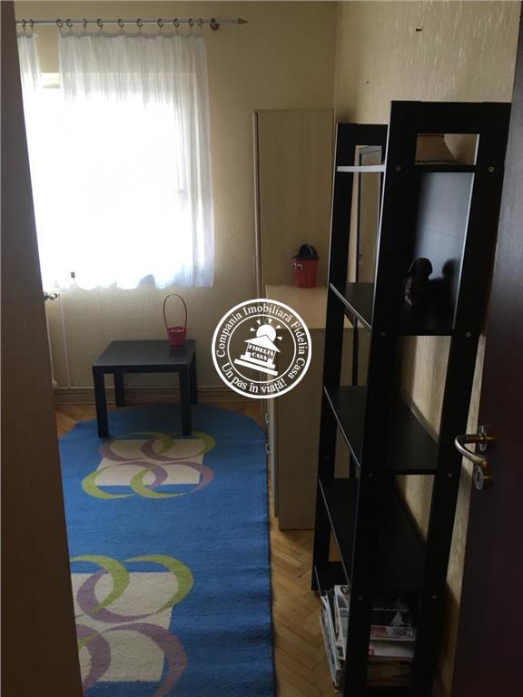 Apartament 3 camere  de inchiriat  Moara de Foc,