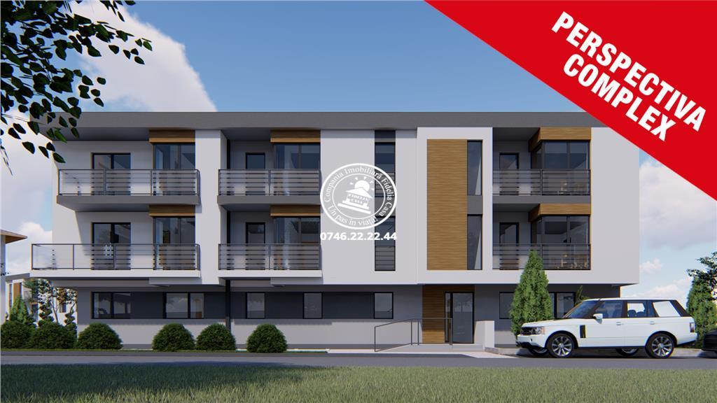 Apartament Nou 1 camere  de vanzare  Galata,
