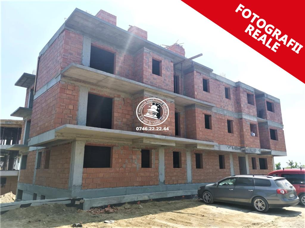 Apartament Nou 2 camere  de vanzare  Galata,
