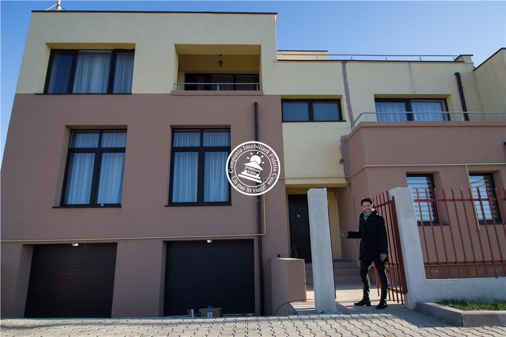 Apartament Nou 2 camere  de vanzare  Breazu,