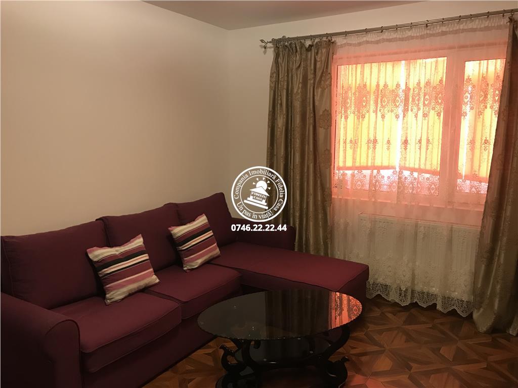 Apartament Nou la revanzare 1 camere  de vanzare  C.U.G - Valea Adanca,
