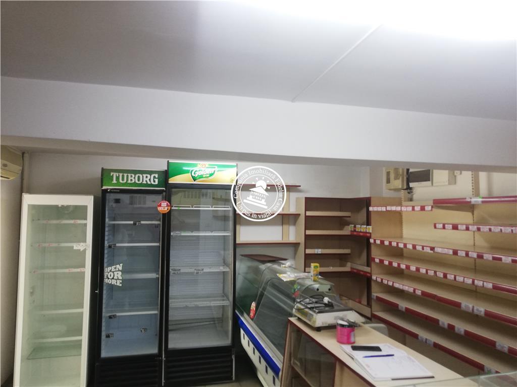 Spatiu comercial  de vanzare  Bularga Baza III,