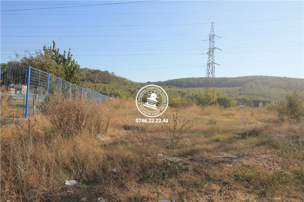 Teren cu destinatie industriala  de vanzare Iasi, Tomesti,