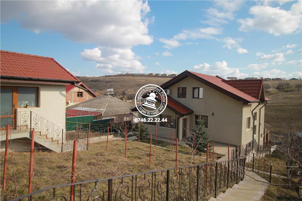 Vila  de vanzare Iasi Hlincea,