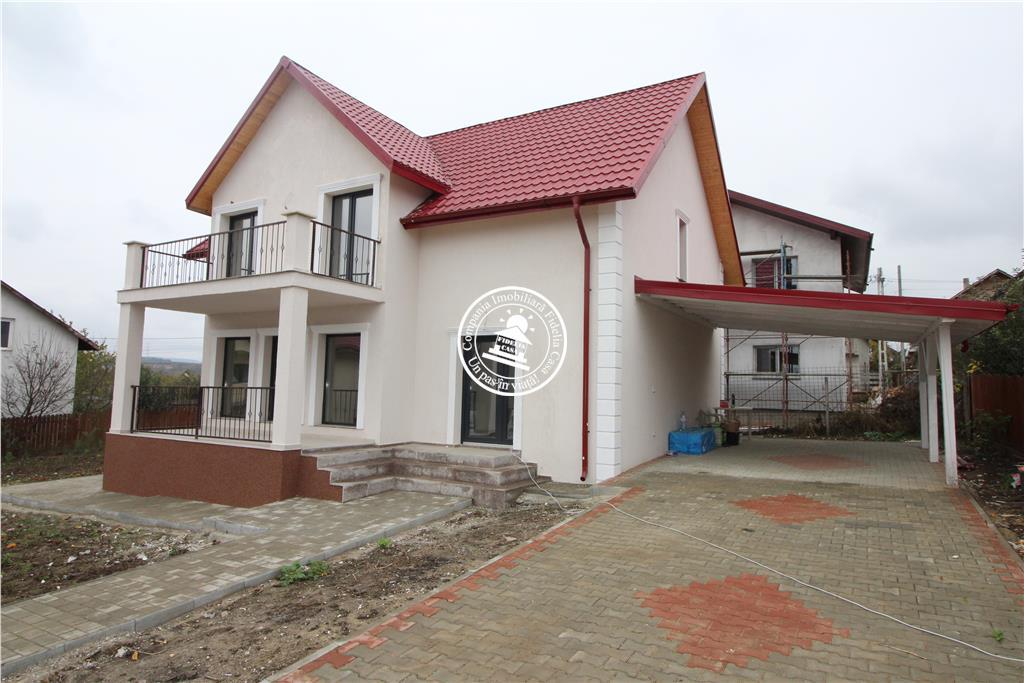 Vila  de vanzare Iasi Lunca Cetatuii,