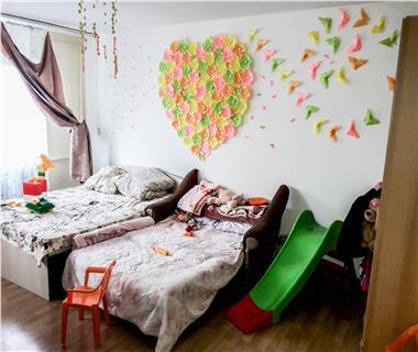 Apartament 1 camera  de vanzare  Bularga Baza III,