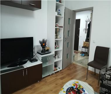 Apartament 1 camera  de vanzare  Popas Pacurari
