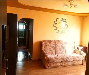 Apartament 3 camere  de inchiriat  Mircea cel Batran,