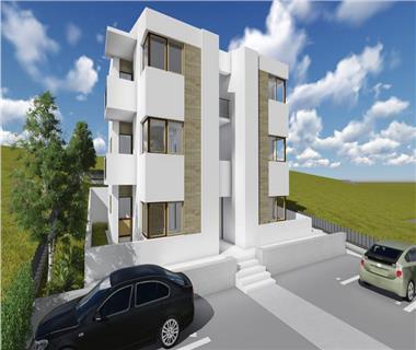 Apartament Nou  de vanzare  Moara de Vant,