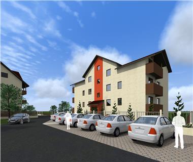 Apartament Nou  de vanzare  Popas Pacurari,
