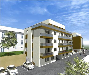 Apartament Nou 3 camere  de vanzare  Tg Cucu - Podul de Fier,