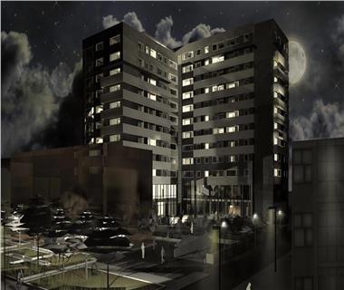 Apartament Nou 1 camere  de vanzare  Centru,