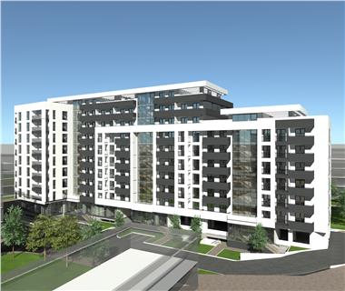 Apartament Nou 1 camere  de vanzare  Gara,