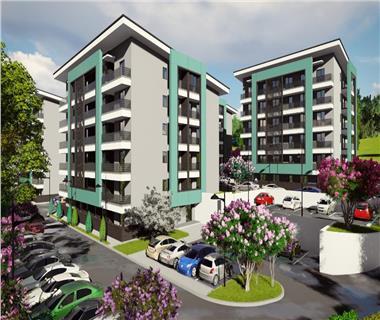 Apartament Nou 1 camere  de vanzare  Pacurari,