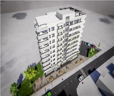 Apartament Nou 1 camere  de vanzare  Podu Ros,