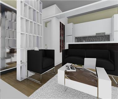 Apartament Nou 1 camere  de vanzare  Rediu,