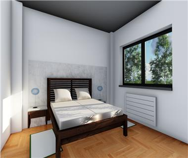 Apartament Nou 2 camere  de vanzare  Valea Adanca,