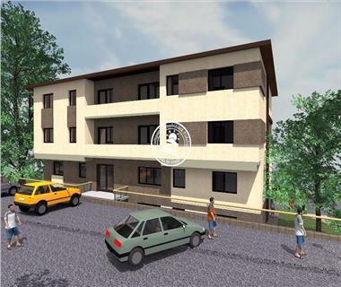 Apartament Nou 2 camere  de vanzare  Frumoasa - Cetatuia,
