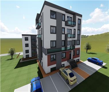 Apartament Nou 1 camere  de vanzare  Moara de Vant,