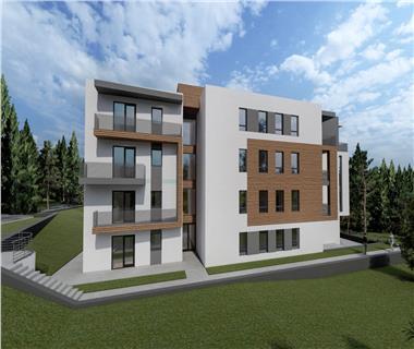 Apartament Nou 2 camere  de vanzare  Moara de Vant,