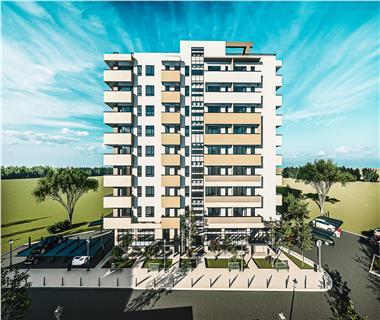 Apartament Nou 2 camere  de vanzare  Podu Ros,