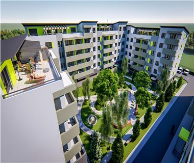 Apartament Nou Iasi, Popas Pacurari