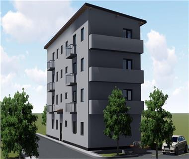 Apartament Nou 1 camere  de vanzare  Tatarasi - Dancu,