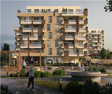 Apartament Nou 1 camere  de vanzare  Tg Cucu - Podul de Fier,