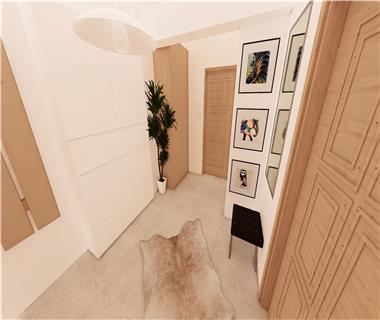Apartament Nou 2 camere  de vanzare  C.U.G.,