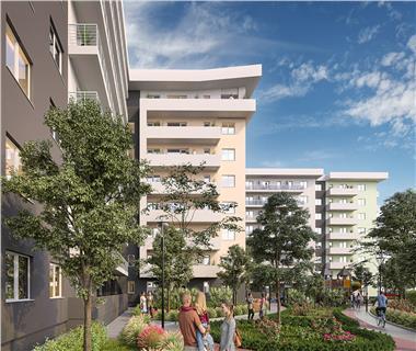 Apartament Nou 3 camere  de vanzare  Dacia,