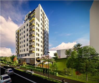 Apartament Nou 3 camere  de vanzare  Nicolina - C.U.G.,