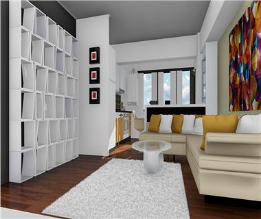 Apartament Nou 3 camere  de vanzare  Pacurari,