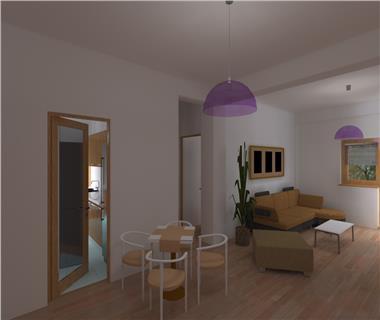 Apartament Nou 3 camere  de vanzare  Valea Adanca,