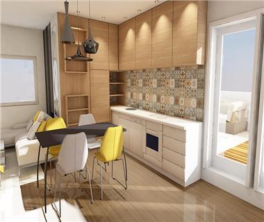 Apartament Nou 4 camere  de vanzare  Centru,