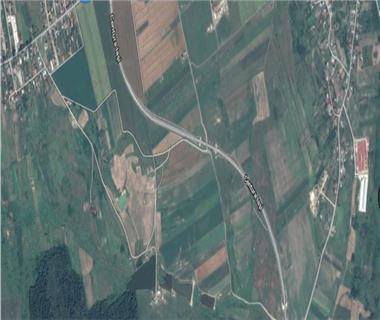 Teren cu destinatie comerciala  de vanzare Iasi, Valea Adanca,