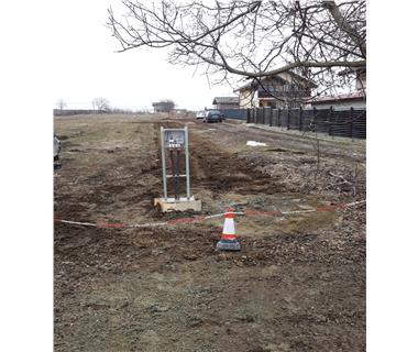 Teren pentru constructii case  de vanzare Iasi, Aroneanu,