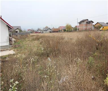 Teren pentru constructii case  de vanzare Iasi, Horpaz,