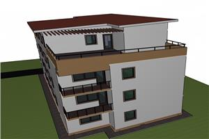 White Residence Iasi